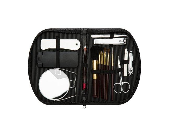 Kit Manicure 15 Peças - KF14