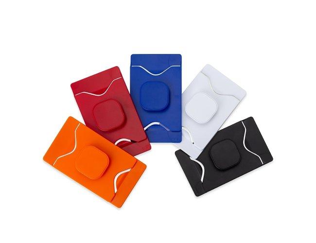Adesivo Porta Cartão Com Suporte Para Celular - DV05