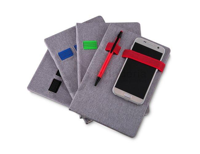 Caderno Porta Celular e Caneta - ML25