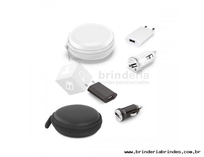 Kit de carregadores USB - TC15