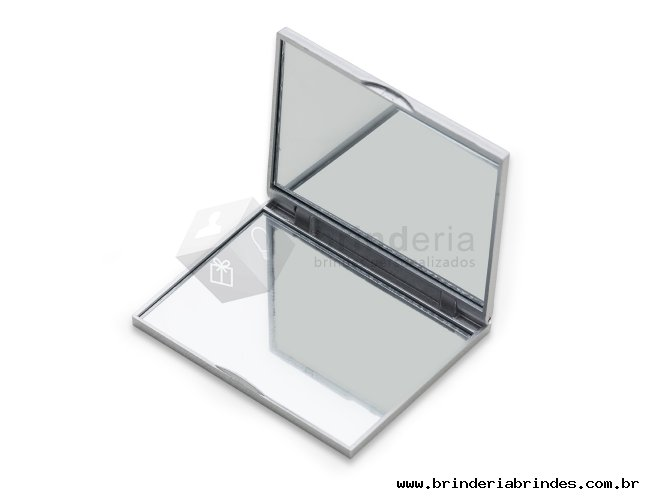 Espelho Duplo Sem Aumento - EB05