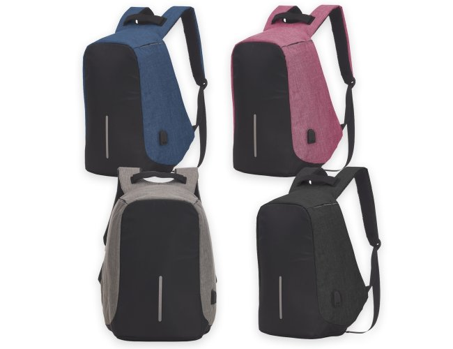 Mochila Anti-Furto - MC15