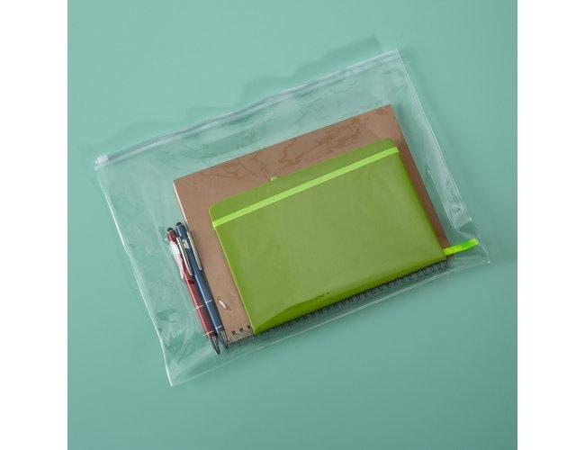 Pasta Plastica Zip Zap - PS01